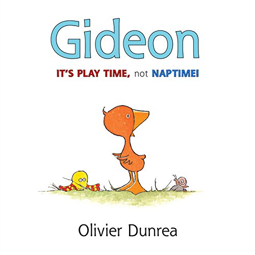 Gideon: It's Play Time, Not Naptime! (Gossie and Friends Board Books)
