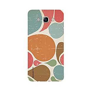 RICKYY _J7_1296 Printed Matte designer retro pattern vector case for Samsung J7