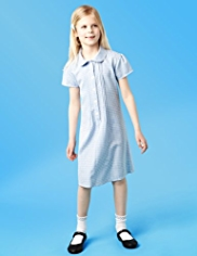 2 Pack Outstanding Value Pintuck School Dresses
