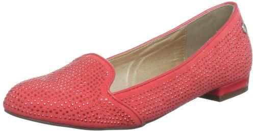 Blink BL 363-201E33 601201-E33, Mocassini donna, Rosso (Rot (bright red 33)), 37