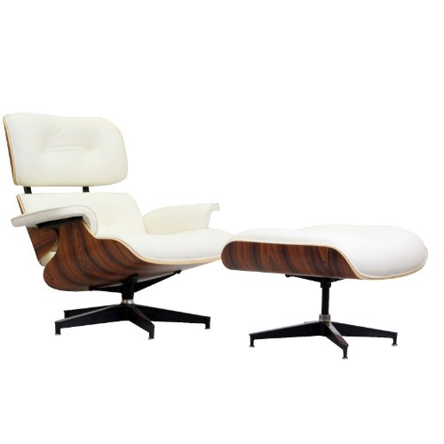 White Wood Chair front-1077576