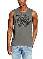 s.Oliver Camiseta Tirantes (Gris)
