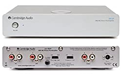 Cambridge Audio Azur651P Moving Magnet and Moving Coil Phono Preamplifier-Silver