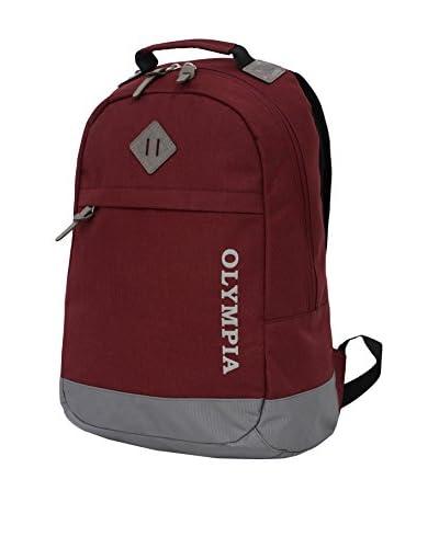 Olympia Duke 18″ Backpack, Wine