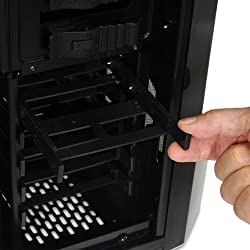 NZXT Crafted Series ATX Full Tower Steel Chassis - Phantom Black