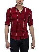 Philip Loren Camisa Hombre (Burdeos)