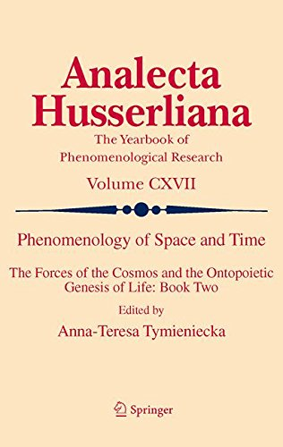 Phenomenology of Space and Time: The Forces of the Cosmos and the Ontopoietic Genesis of Life: Book Two (Analecta Husser
