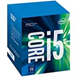 Intel Core I5 7400 - LGA1151 - 7th Generation Core Desktop Processor (LGA1151, 3.0Ghz Upto 3.5Ghz Turbo, 6MB Cache)