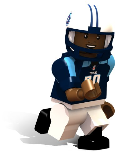 OYO NFL Figure - Tennessee Titans - Jason McCourty