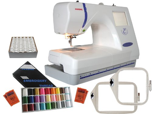 Janome 300E Combination Package