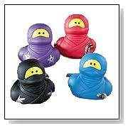 Ninja Rubber Duckys