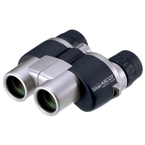 Vixen Compact Binoculars Zoom Type Ascot Silver 7-21 Times Cz7 ~ 21 X 25 1550-02 (Japan Import)