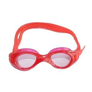 FINIS Kinder Swim Goggles Nitro, red, 3.45.069.264