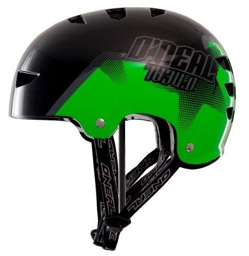 O'neal Dirt Lid Fidlock ProFit Inliner Dirt Helm schwarz/weiss 2013 Oneal