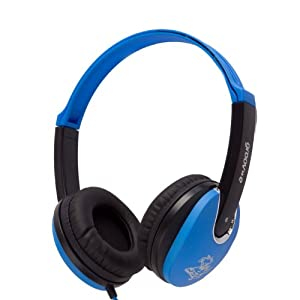 Groov-e GV590PBB Kids DJ Style Headphone - Blue