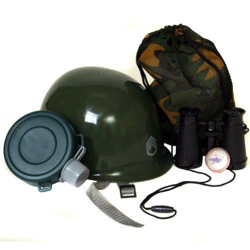 Kids Army Dressup Accessory Kit