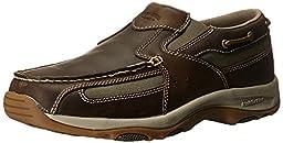 Irish Setter Men\'s 3818 Lakeside Slip-On Loafer, Brown,8 D US