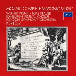 Mozart:Masonic Music