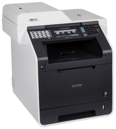 Why Should You Buy Brother MFC-9970CDW Color Laser All-in-One with Wireless Networking and Duplex
