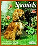 img - for Spaniels - Everything About Breeding, Care, Nutrition, And Diseases book / textbook / text book