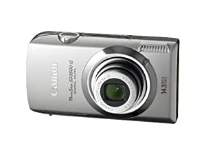 Canon PowerShot SD3500IS 14.1 MP Digital Camera with 3.5-Inch Touch Panel LCD and 5x Ultra Wide Angle Optical Image Stabilized Zoom (Silver)