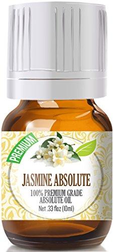 Jasmine Absolute Oil - Premium Grade, 5ml by Healing Solutions Essential Oils