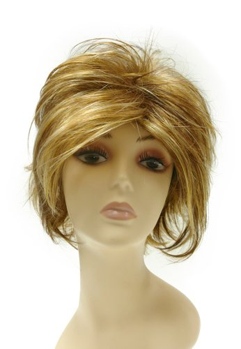 Tressecret Number 605 Wig, Glazed Strawberry 29S, 2 3/4 To 7 1/4 Inch