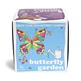Grow Your Own Butterfly Garden (GAR31)- Sow And Grow Butterfly Garden
