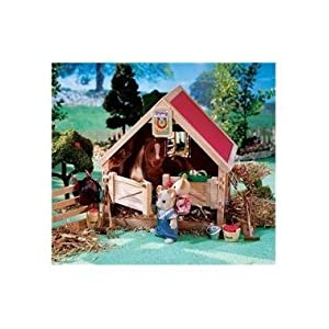 Calico Critters Sweetbriar Pony and Stable