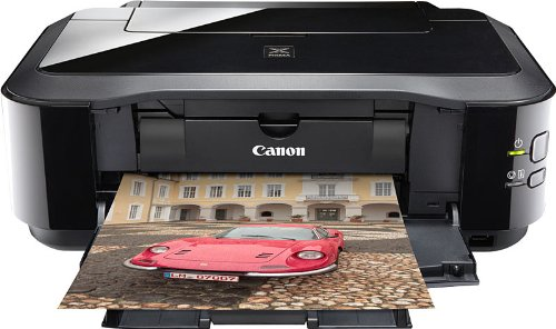 Canon 5287B003 IP4920 CLR Photo Printer 12.5/9.3IPM 9600DPI (Black)