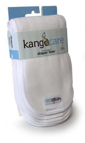 Kanga Care Stay Dry Microchamois Diaper Liner