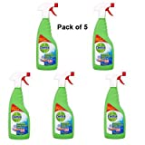 Dettol Mould & Mildew Remover Trigger 750ml - 549087 x 5 - packaging may vary