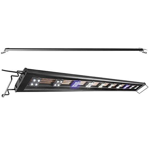 Elive Led Pod Track Lighting: Elive Track Light LED Aquarium Fish Tank Hood, Adjustable