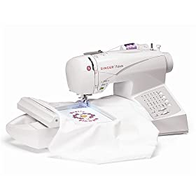 Singer CE-150 Futura Sewing-and-Embroidery Machine