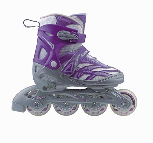 Chicago Blazer Junior Girls Adjustable Inline Skate (Size 5-8) (Chicago Roller Blades compare prices)