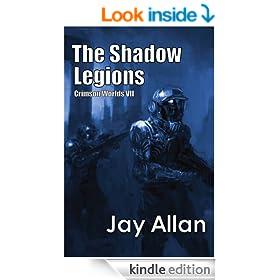 The Shadow Legions: Crimson Worlds VII