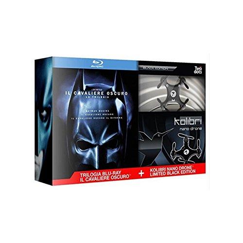 Two dots TDBD0003 - Colibri Drone Special Edition con Blu-Ray DVD Omaggio, Nero