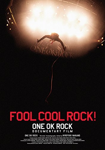 FOOL COOL ROCK! ONE OK ROCK DOCUMENTARY FILM (Blu-ray)