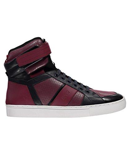 HUGO, Sneaker uomo Rosso rosso 44