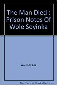 the man died wole soyinka pdf download