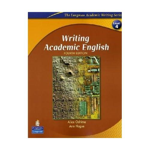 writing english essays book