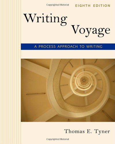 Writing Voyage: A Process Approach to Writing