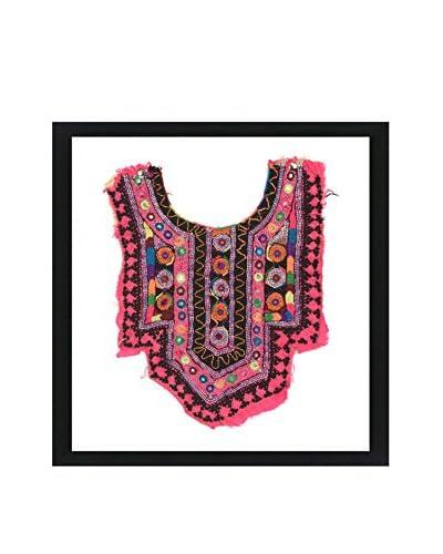 Uptown Down Vintage Framed Tribal Collar, Multi