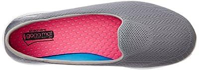Skechers Performance Women's Go Walk 3 Insight Slip-On Walking Shoe