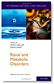 Renal and Metabolic Disorders (Pittsburgh Critical Care Medicine)