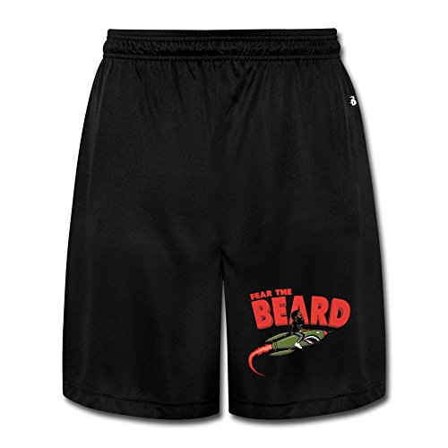 Men's Basketball James Harden Want To Heaven Sweat Shorts (Ticket To Heaven Clothing compare prices)