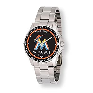 Mens MLB Miami Marlins Coach Watch