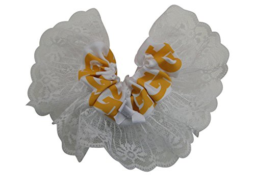 NCAA Georgia Tech Garter #019, One Size, White