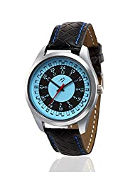 Yepme Brozet Mens Watch - Blue/Black - YPMWATCH1316