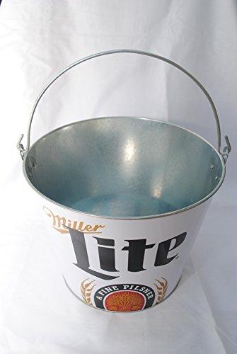 miller-lite-ohio-it-is-miller-time-beer-bucket-galvanised-tin-with-handle